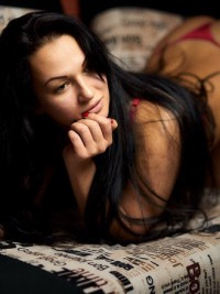 Escort Anastasia - girls from Milan